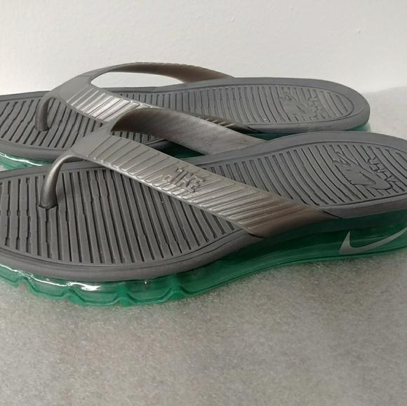 d18cbf521c57be Nike Air max flip flops sandals slides men s new. M 5a8bc5061dffdaf23f7856f1